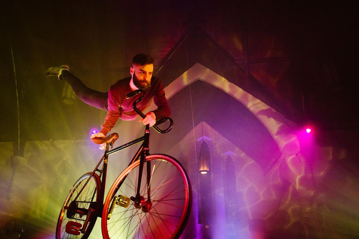 New artists congregate to St Jax Montreal for 2019's second edition of le Monastère's Circus-Cabaret