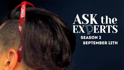 NEW season of Ask The Expert!