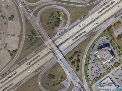 Pointe Claire requests MTQ to improve overpass on Highway 40