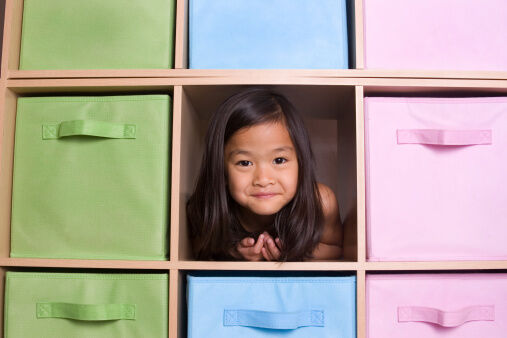 Houses & Homes: 4 Products to streamline organizing your kid's spaces