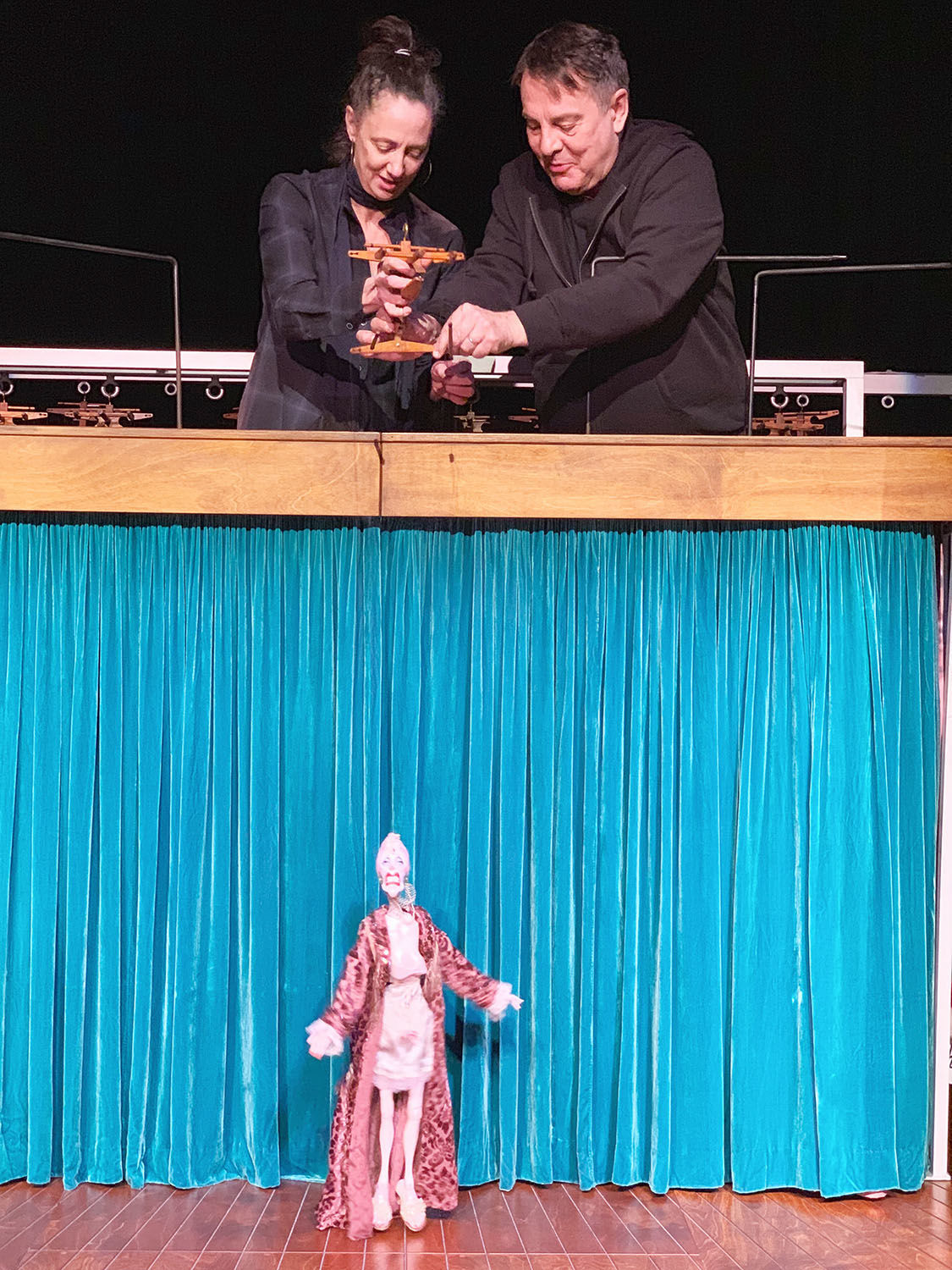 Puppeteer Ronnie Burkett continues to push all the boundaries