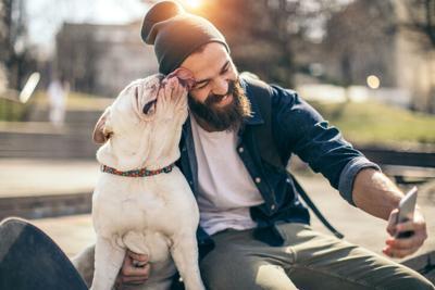Pet Talk: Human-Animal Bond: Pet Photo Contest