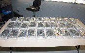Raid seizes 51 kg of cocaine
