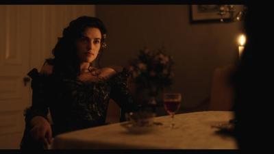 Entertainment: Actress Katie McGrath talks Frontier