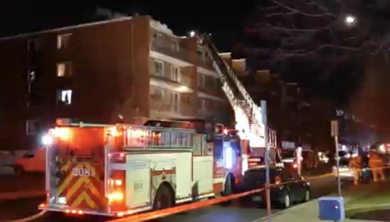 Smoking kills - Mother and daughter deceased in Lachine fire