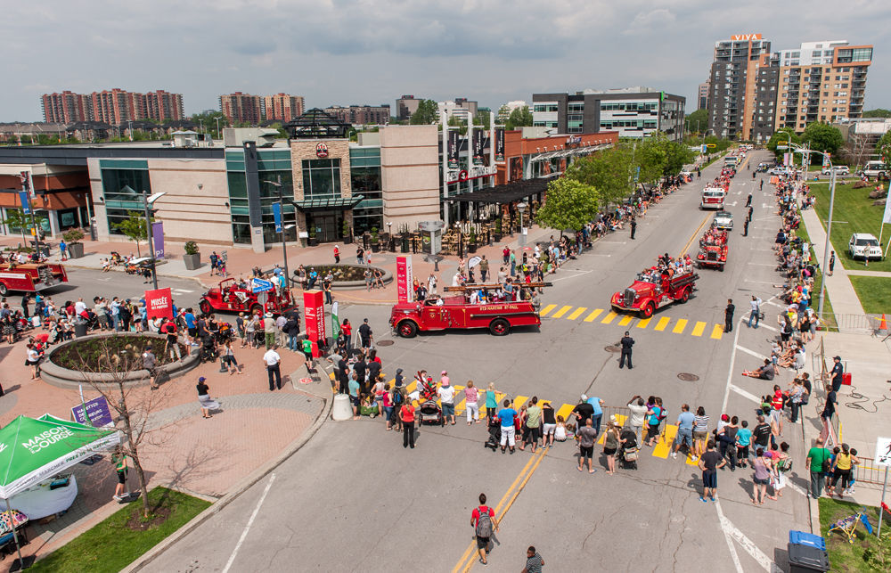 10th Annual Firefighters' Race