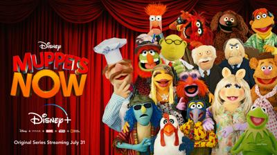 "Entertainment: ""Muppets Now"" to Premiere July 31 on Disney+"