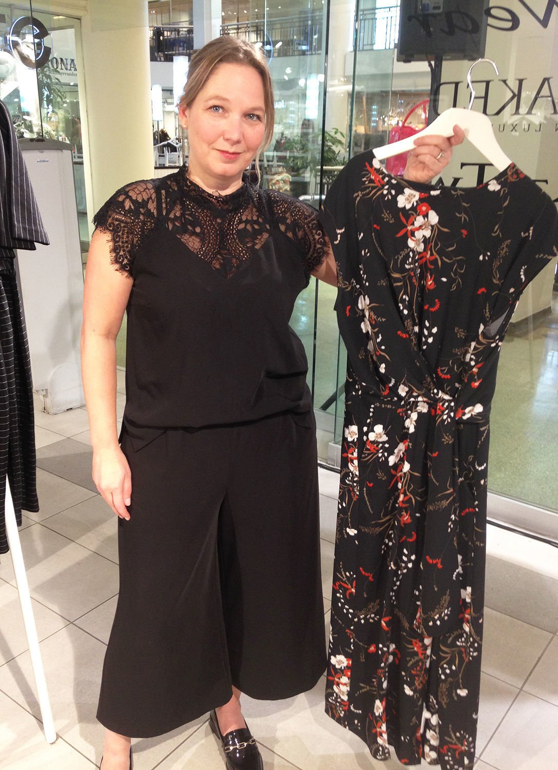 Les Cours Mont-Royal's InWear celebrates 50 Years of fashion