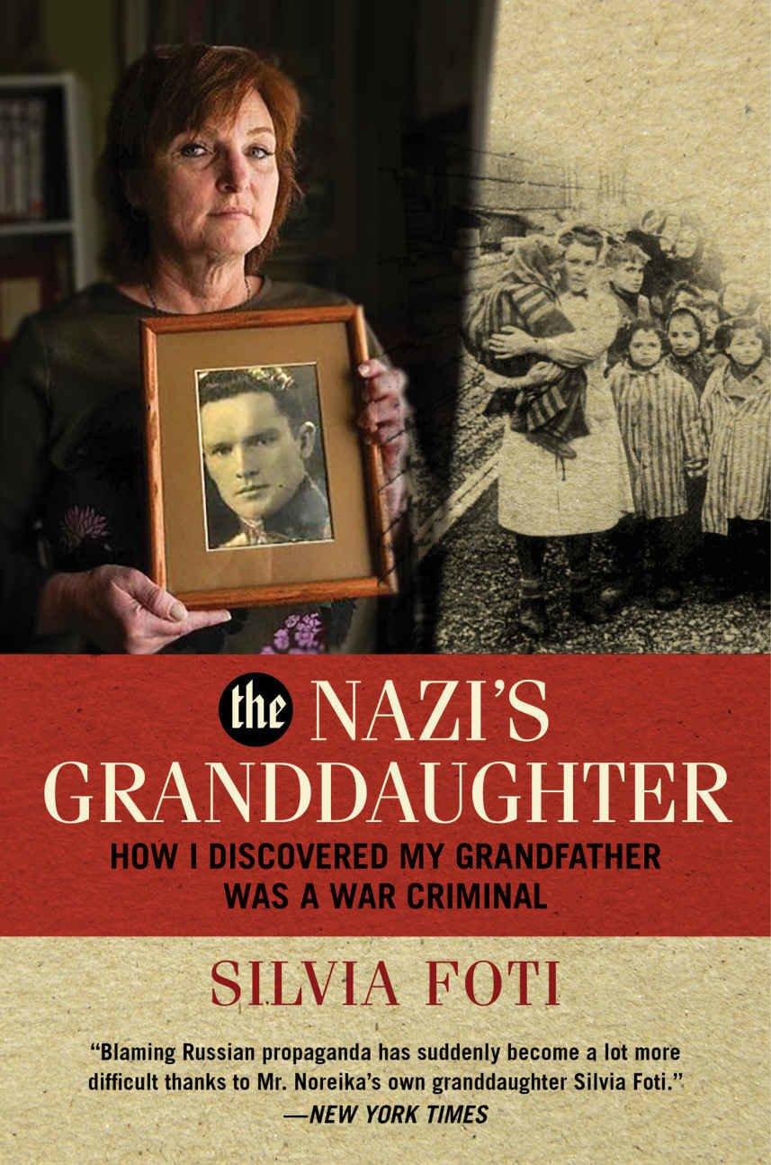 Nazi'a Granddaughter