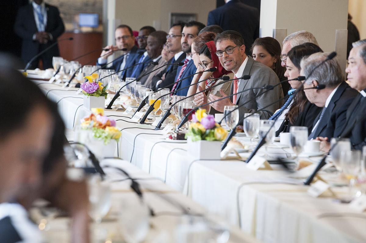 UAE's Chief Rabbi Yehuda Sarna: The pride of Montreal's Jewish Community