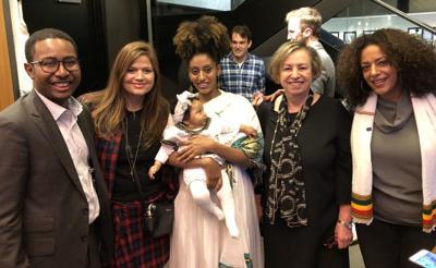 Montreal Ethiopian Jewis community celebrates holiday