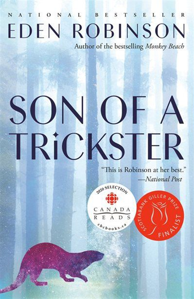 Entertainment: Son Of A Trickster, part of CBC Reads