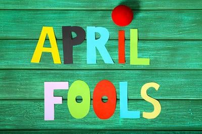 Supermom In Training: Our favourite April Fool's Day pranks