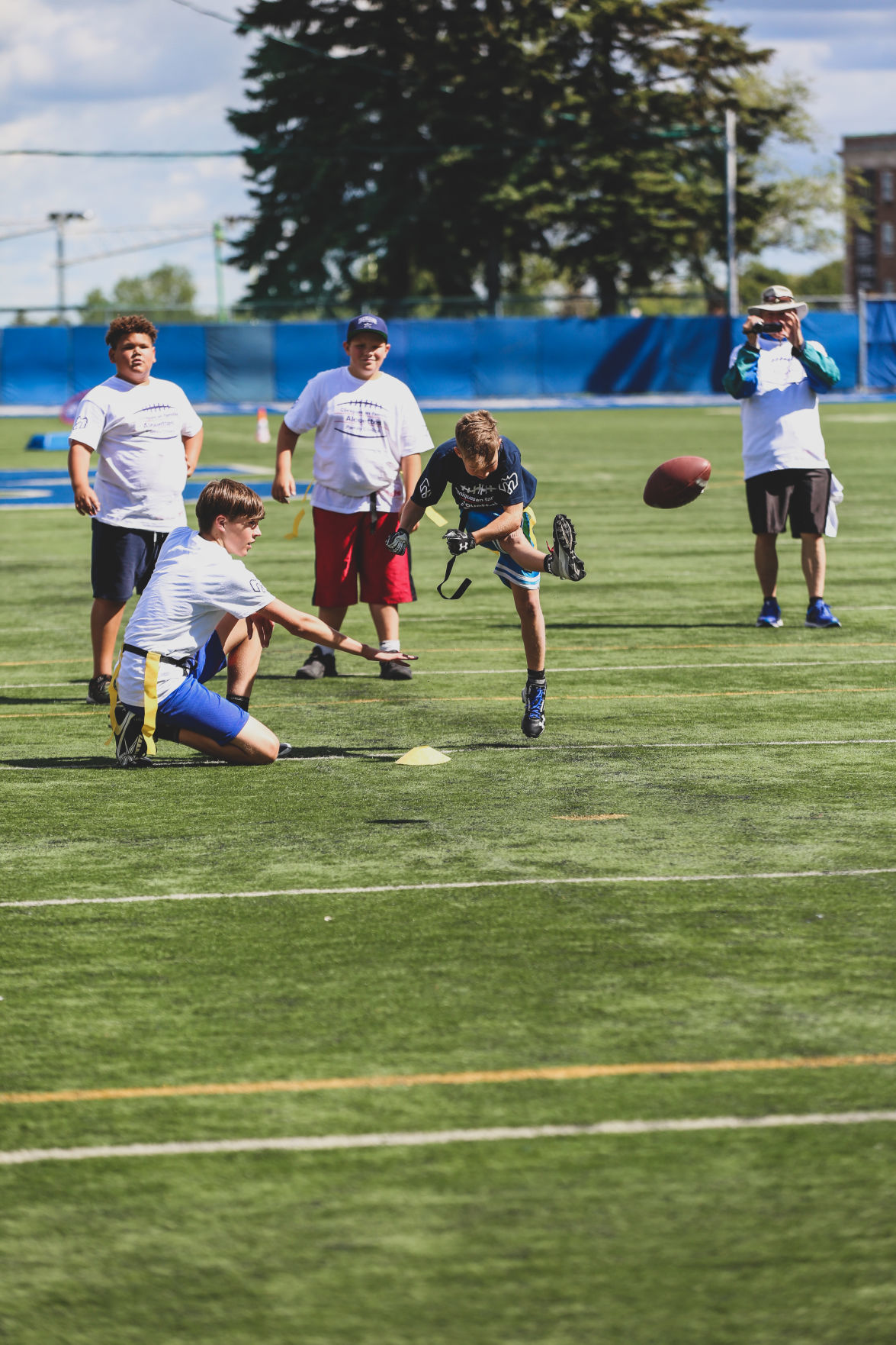 Alouettes bring family clinic to U de M
