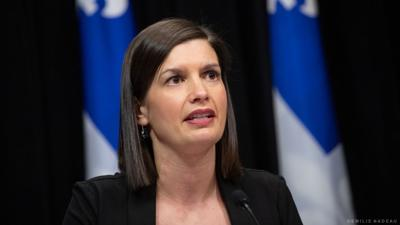 Public safety minister says announcement coming to deal with Montreal's gun problem