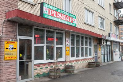 Pushap — a nearly hidden phenomenon