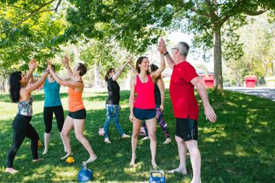 Wellness Weekend invites guests to go 'back to basics'