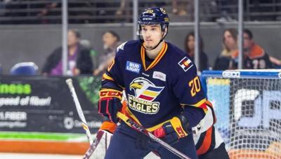 Laval native Julien Nantel signs on with the Trois-Rivières Lions