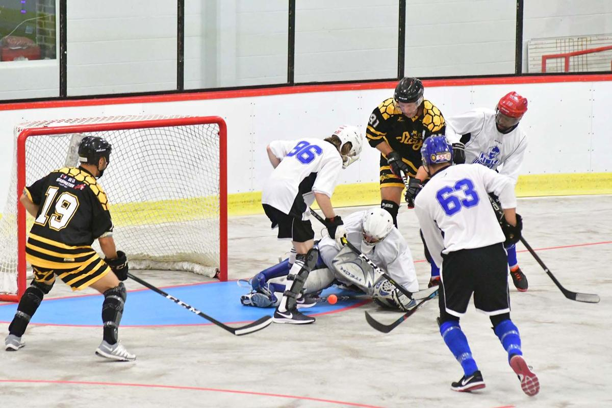 Ball hockey fever hits Montreal