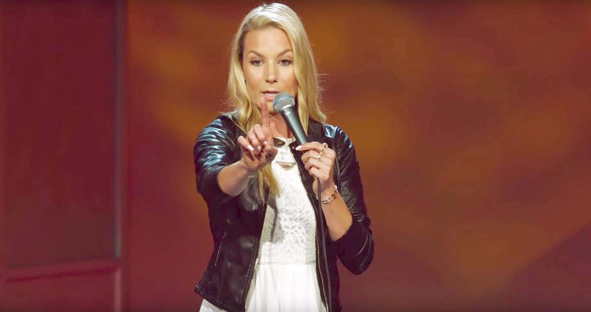 Jessimae Peluso reaches a major milestone at Just for Laughs