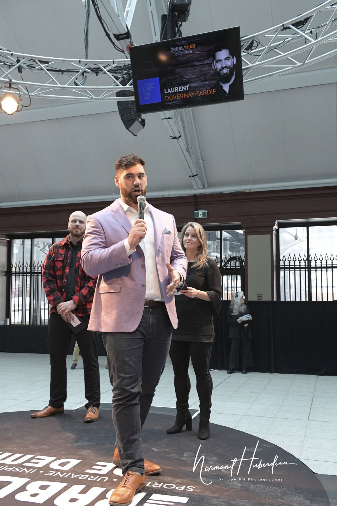 Laurent Duvernay-Tardif Foundation event raises $325,000