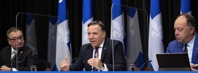 Four days Christmas break, confinement before and after: Legault's moral contract