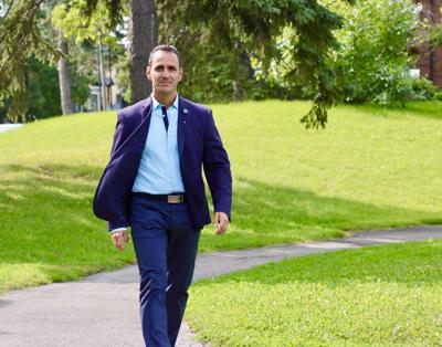 Councillor David Tordjman running for CSL Mayor