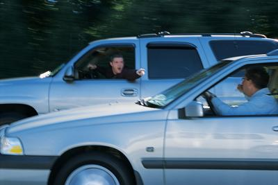 Ninety-five per cent of Canadian drivers admit to road rage-like behaviour in national survey