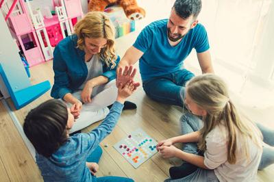 Melany Of MList: 5 Board games the whole family will love