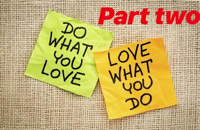 Suzanne Reisler Litwin: Do What You Love & Love What You Do — Part Two