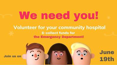 The Lakeshore General Hospital Foundation needs volunteers