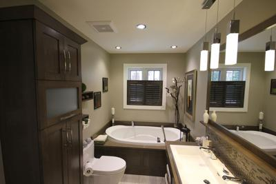 Raymonde Aubry Design has your kitchen and bathroom needs covered