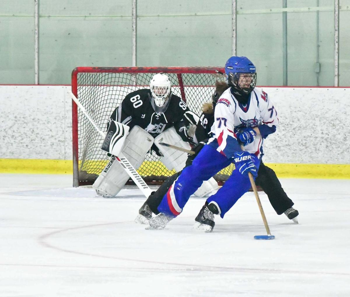 Chalk up another successful tourney for Pierrefonds Ringette