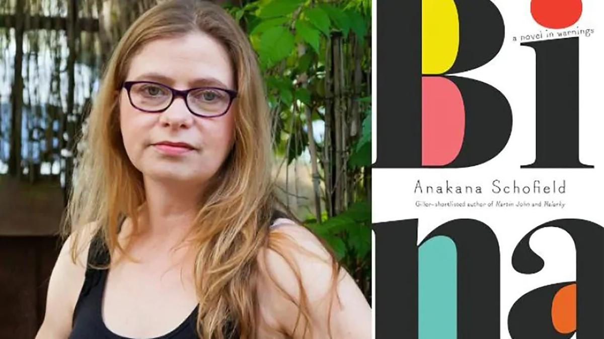 Annual Greenwood's StoryFest opens Sept. 29 with author Anakana Schofield