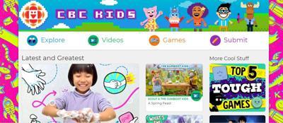 Entertainment: CBC expands content for children and parents