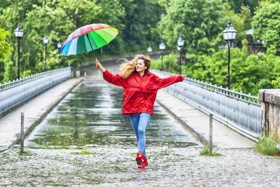 Suzanne Reisler Litwin: Rain is hope