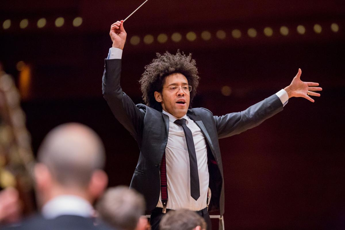 Rafael Payare is the MSO's next music director