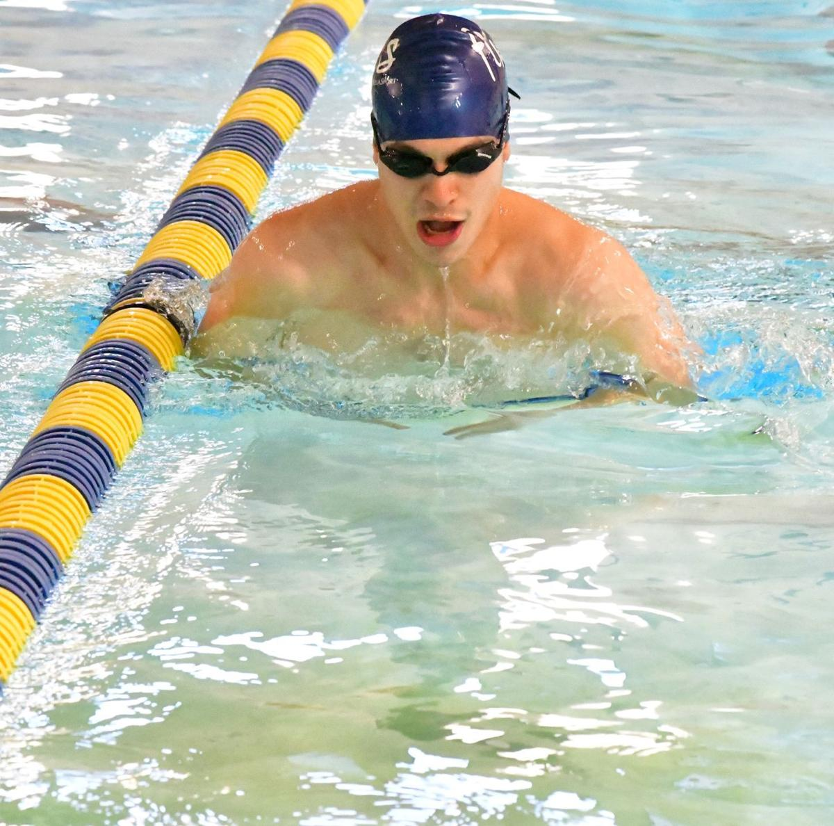 Saint Lazare's Gabriel Martel taking his shot at becoming a Paralympic swimmer