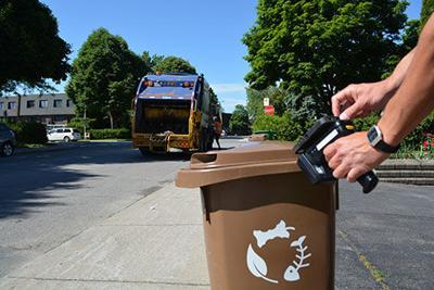 St. Laurent provides update on waste materials management