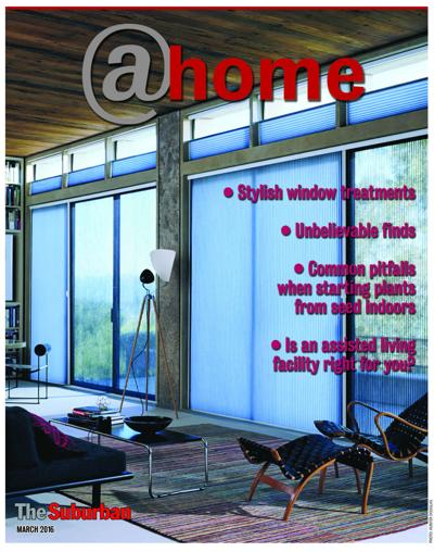 The Suburban @HOME for March 2016