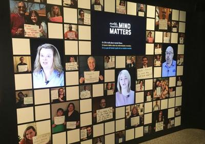 Montreal Science Centre exhibits leadership on mental health