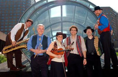 The Bagg Street Klezmer Band at The Adath Dec. 15