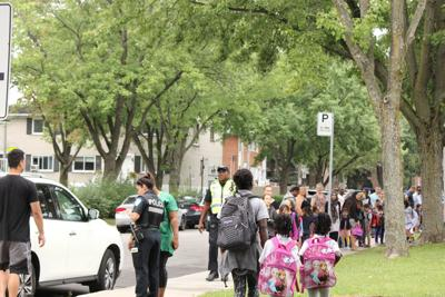 St. Laurent relaunches back-to-school safety awareness campaign