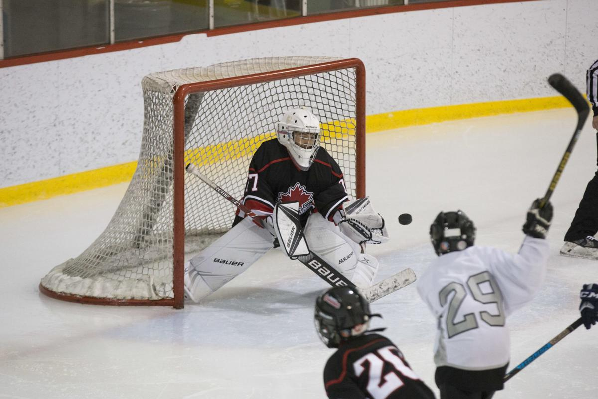 Canadiens shutdown Knights in Atom B action