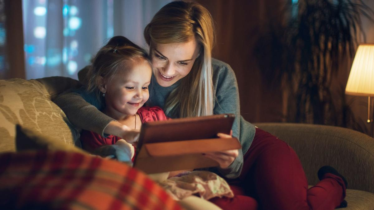 Dr. Mitch Shulman: Time in front of a screen affects the quality of our kids' sleep