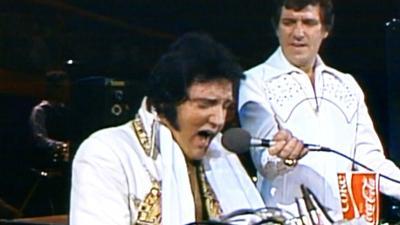 Joel Goldenberg: Elvis in Concert