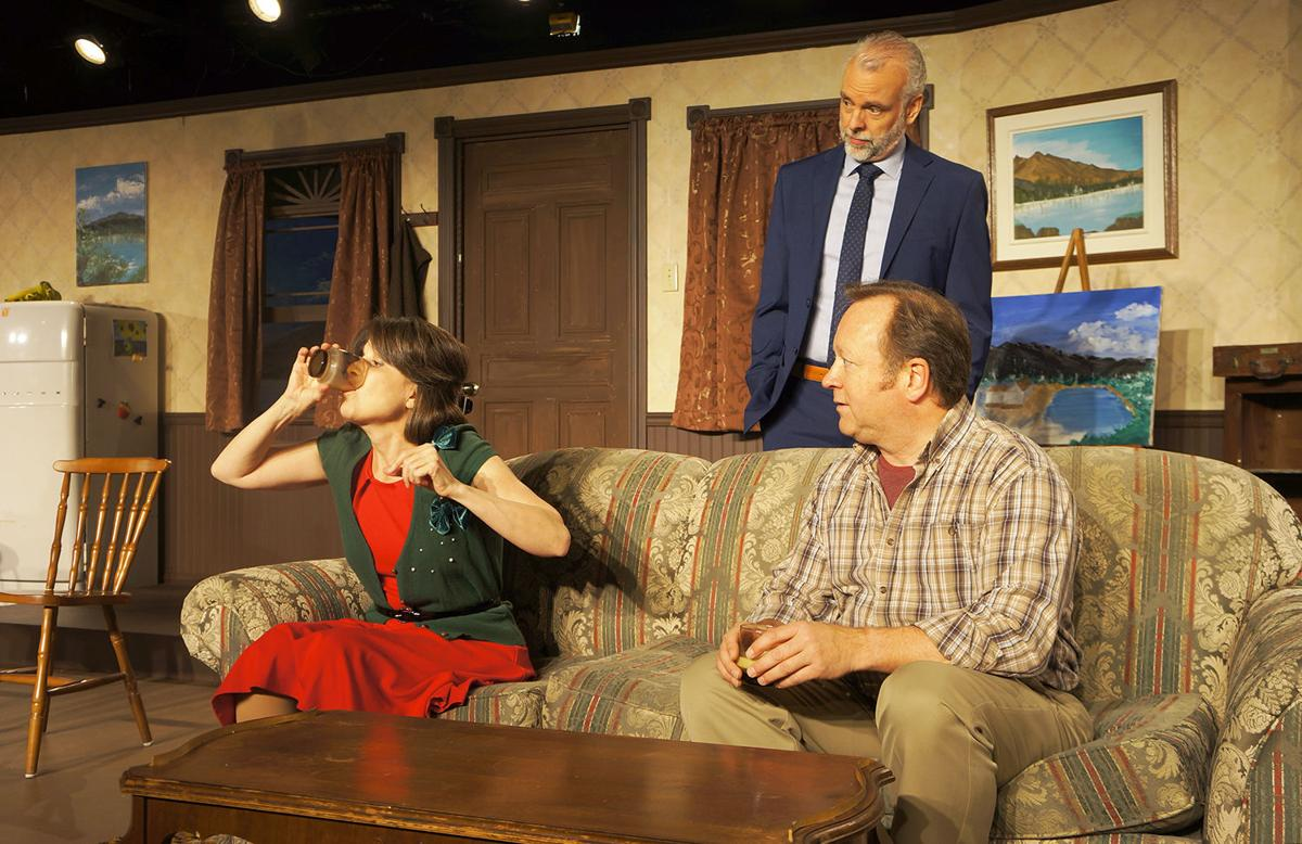 Upper Canada Playhouse celebrates the season with Norm Foster Christmas Show through Dec. 15