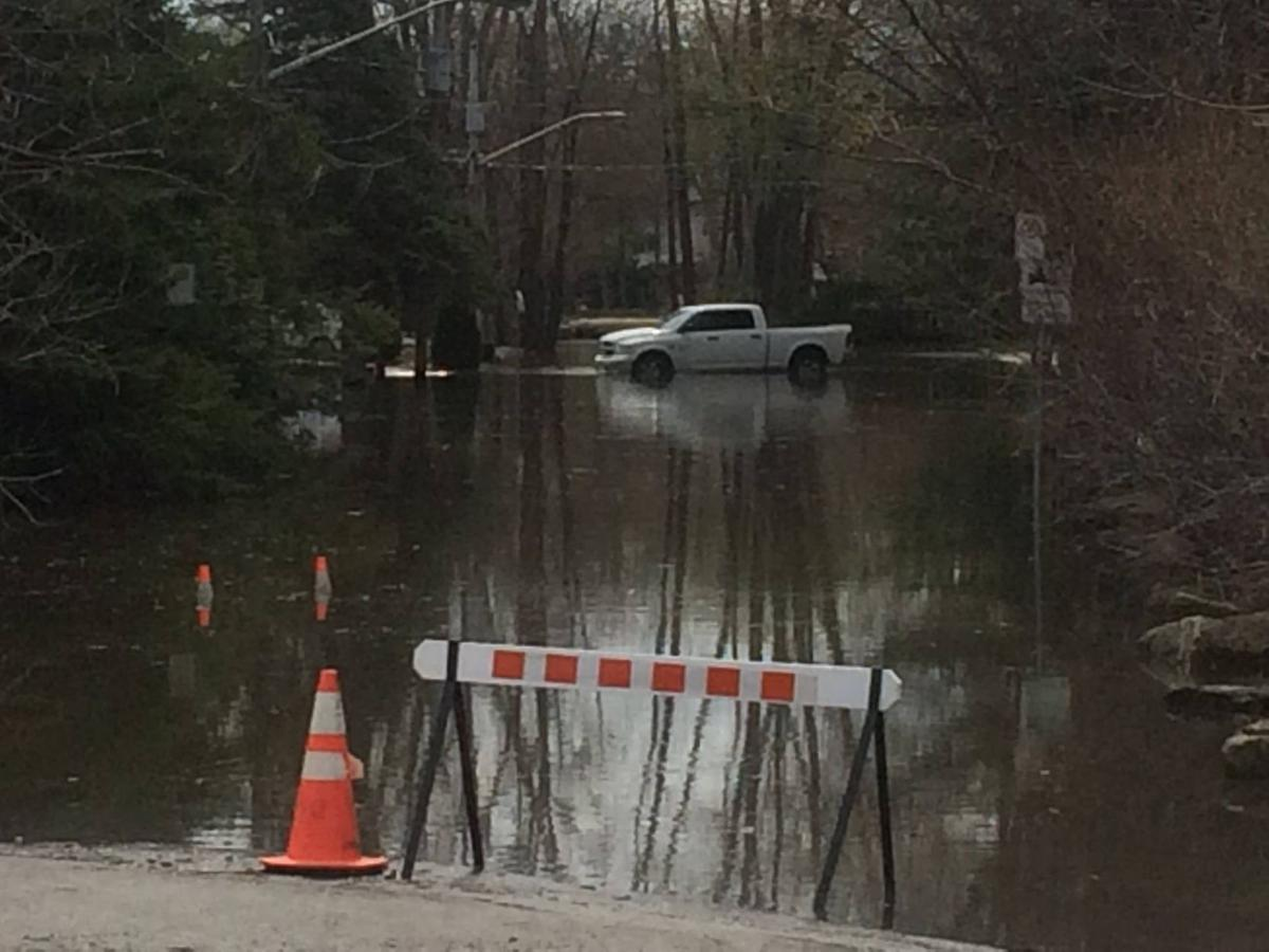 Laval Police help handle high water emergencies