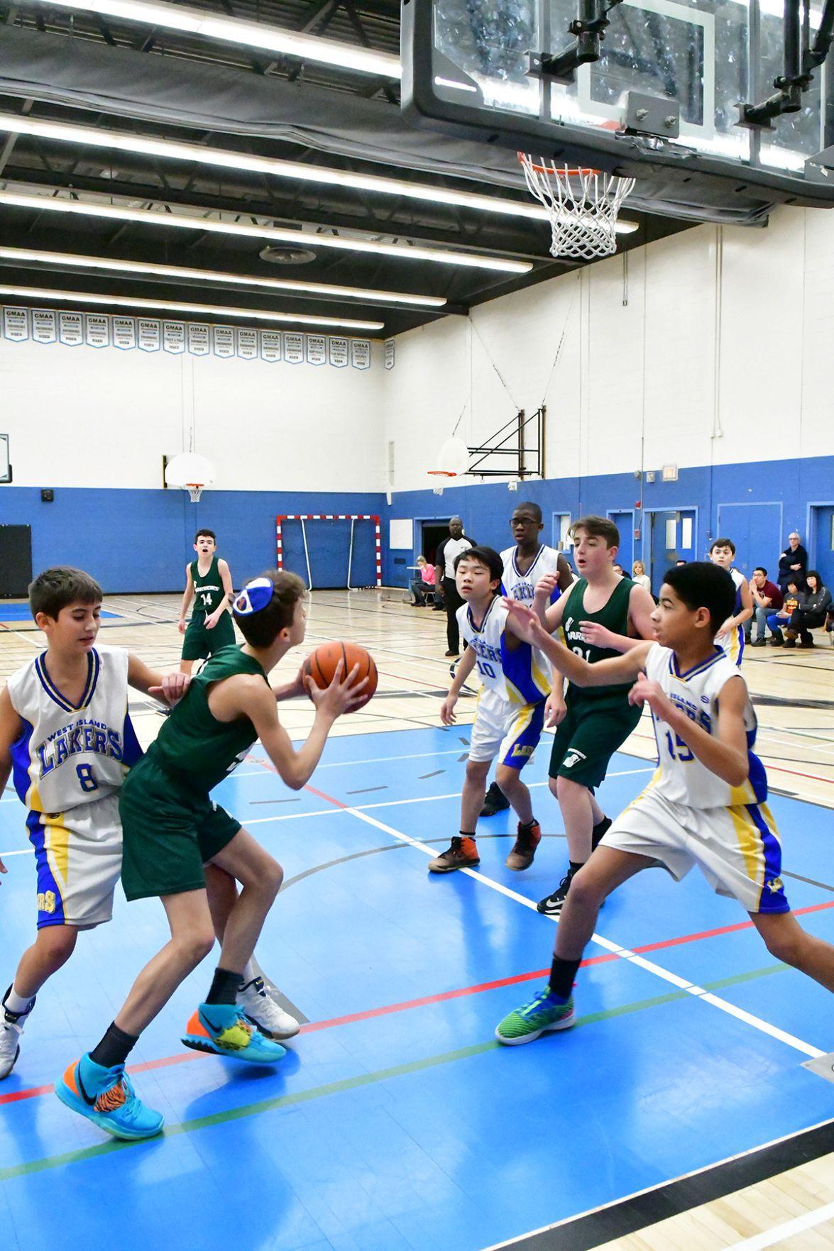 Warriors earn road win over West Island