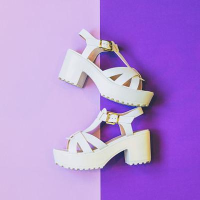 Melany of MList: Spring 2019 footwear fashions